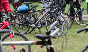 Naujasis dviračių takas Marvelė-Kačerginė