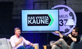 Kitokie pasikalbėjimai su Mindaugu Stasiuliu