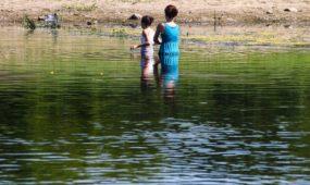 Kauniečiai nugulė Nemuno ir Neries pakrantes