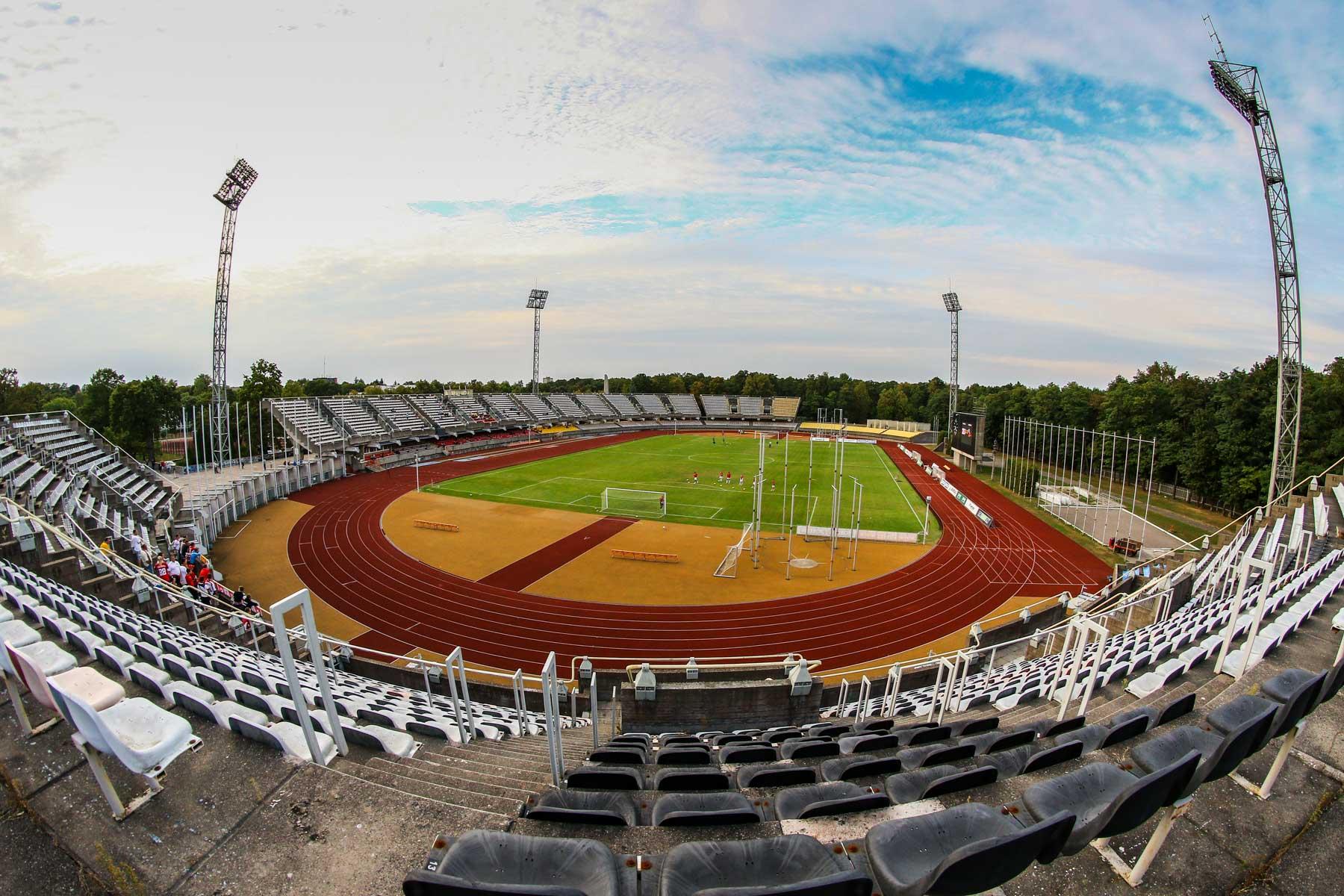 Dariaus ir Girėno stadionas