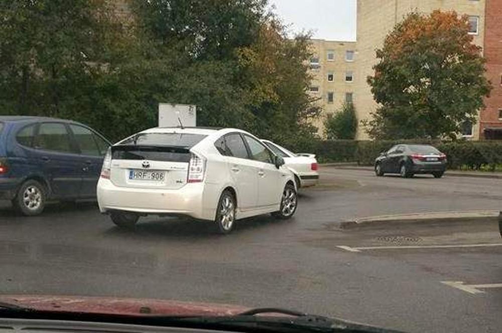 Parkavimas Kaune 2