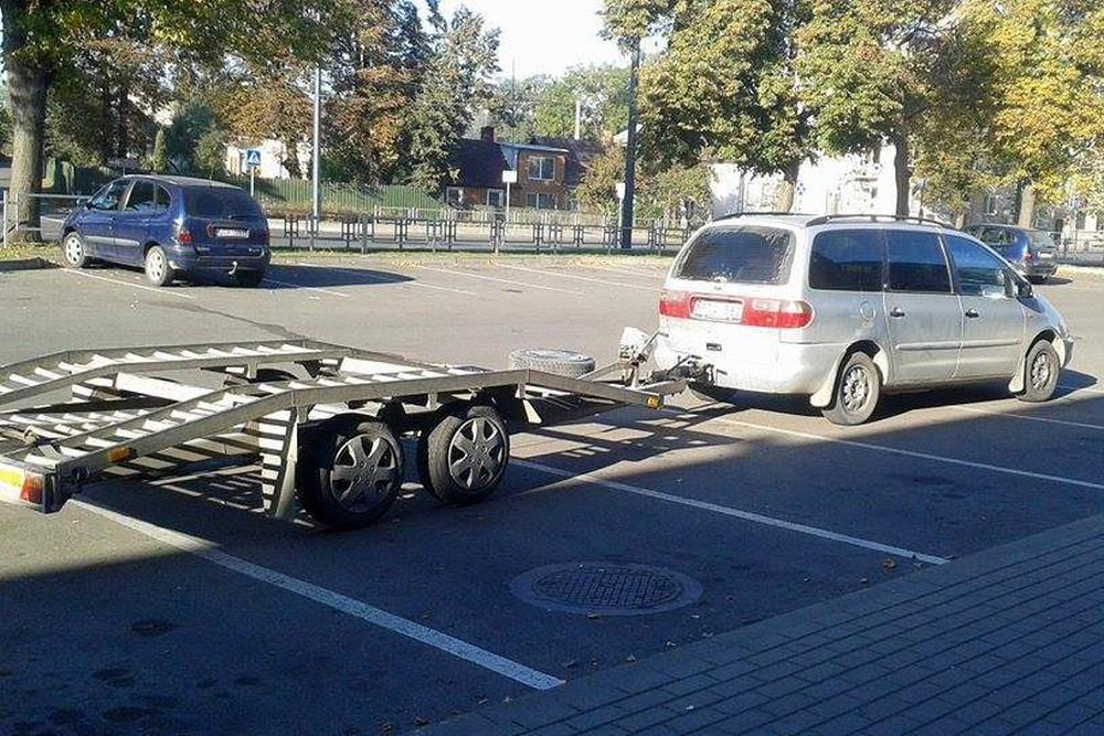 Parkavimas Kaune 3
