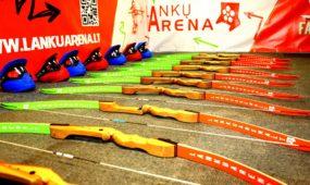 Nauja pramoga - Lankų arena