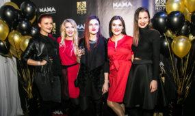 M.A.M.A apdovanojimų oficialios dūzgės