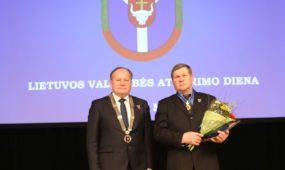 Apdovanoti Kauno rajono garbingiausi piliečiai