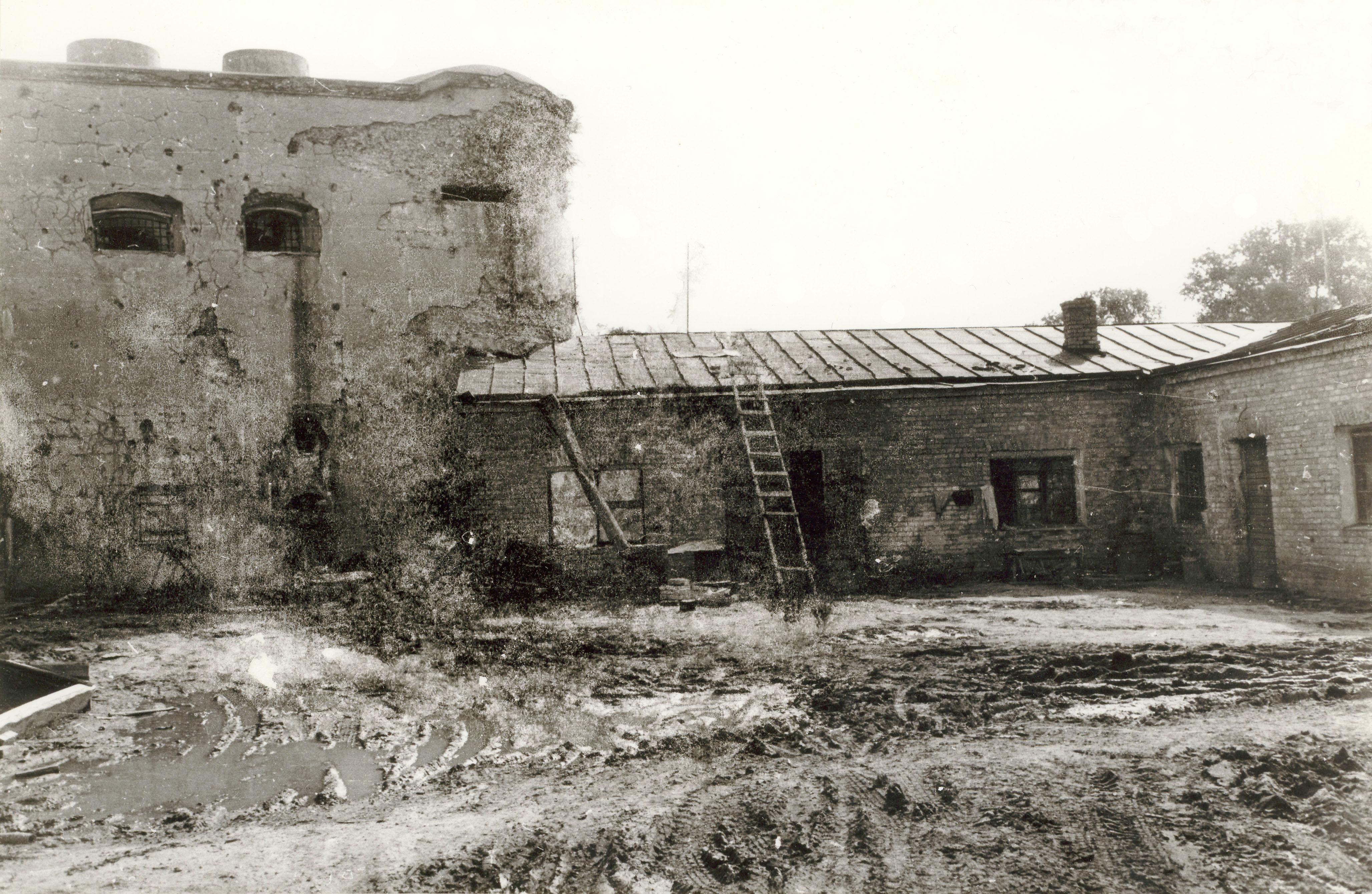 IX-ojo forto būsena 1958 metais