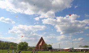 Aitvarų šventė Zapyškyje