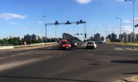 Užnerio gatvės rekonstrukcijai uždaromas eismas