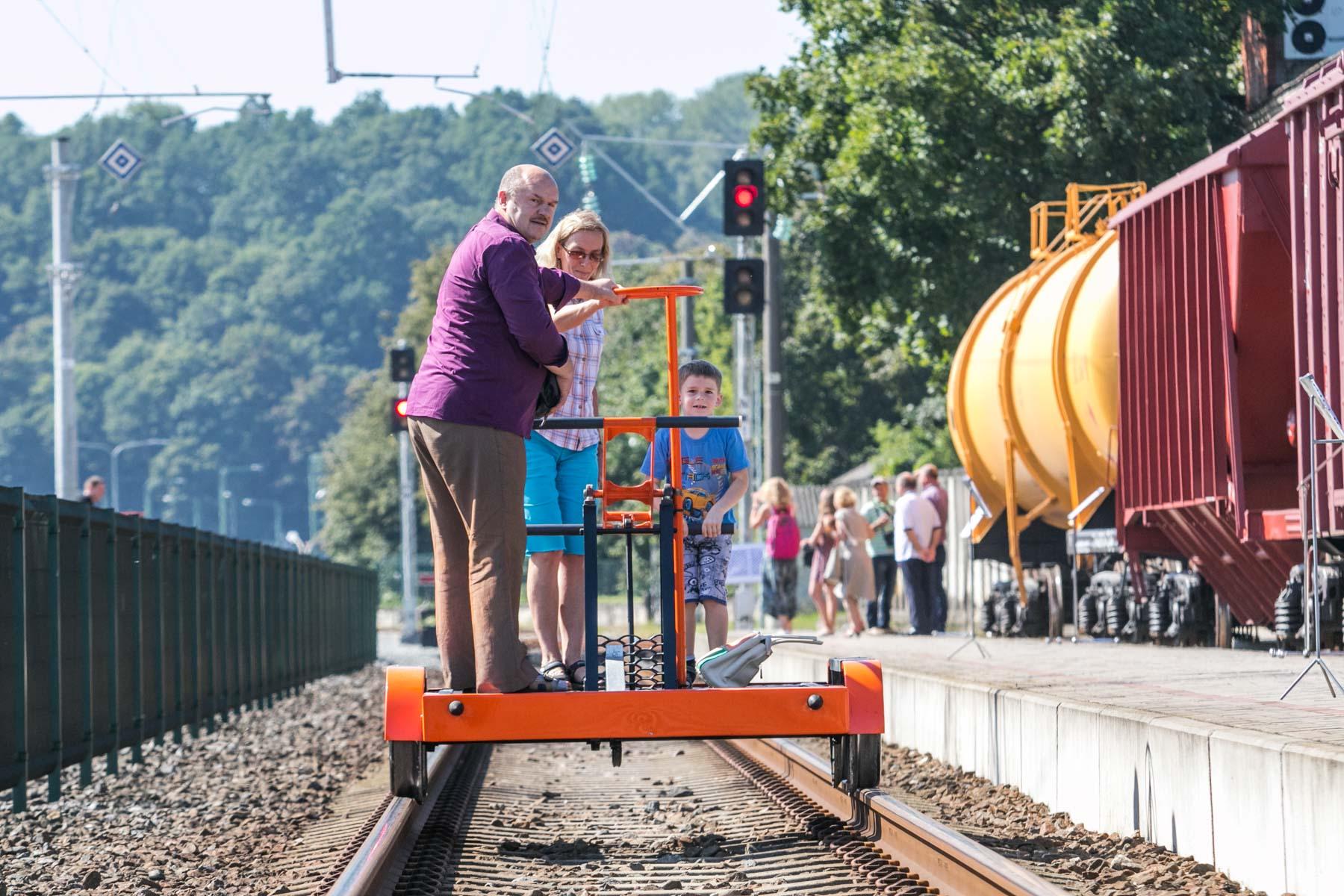 Traukinių šventė