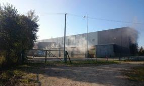 Užsidegus Kauno atliekų tvarkymo įrenginiams, pasklido dar didesnė smarvė (atnaujinta)