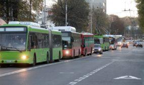 Viešasis transportas Kaune
