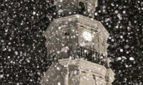 Savaitė prasidės šaltais ir žiemiškais orais