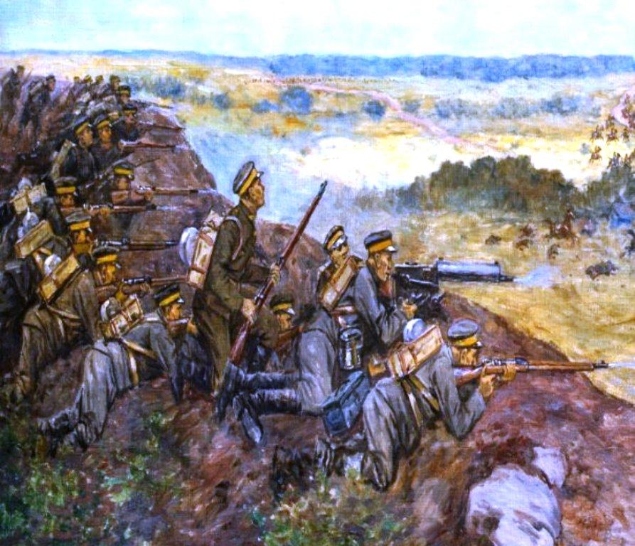 Karo muziejaus paroda