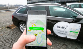 """""""Taxify"""