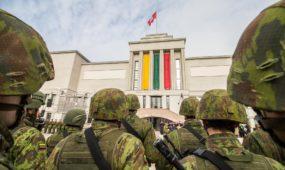 Aukštas pareigas užimantis kariškis sulaukė bausmės