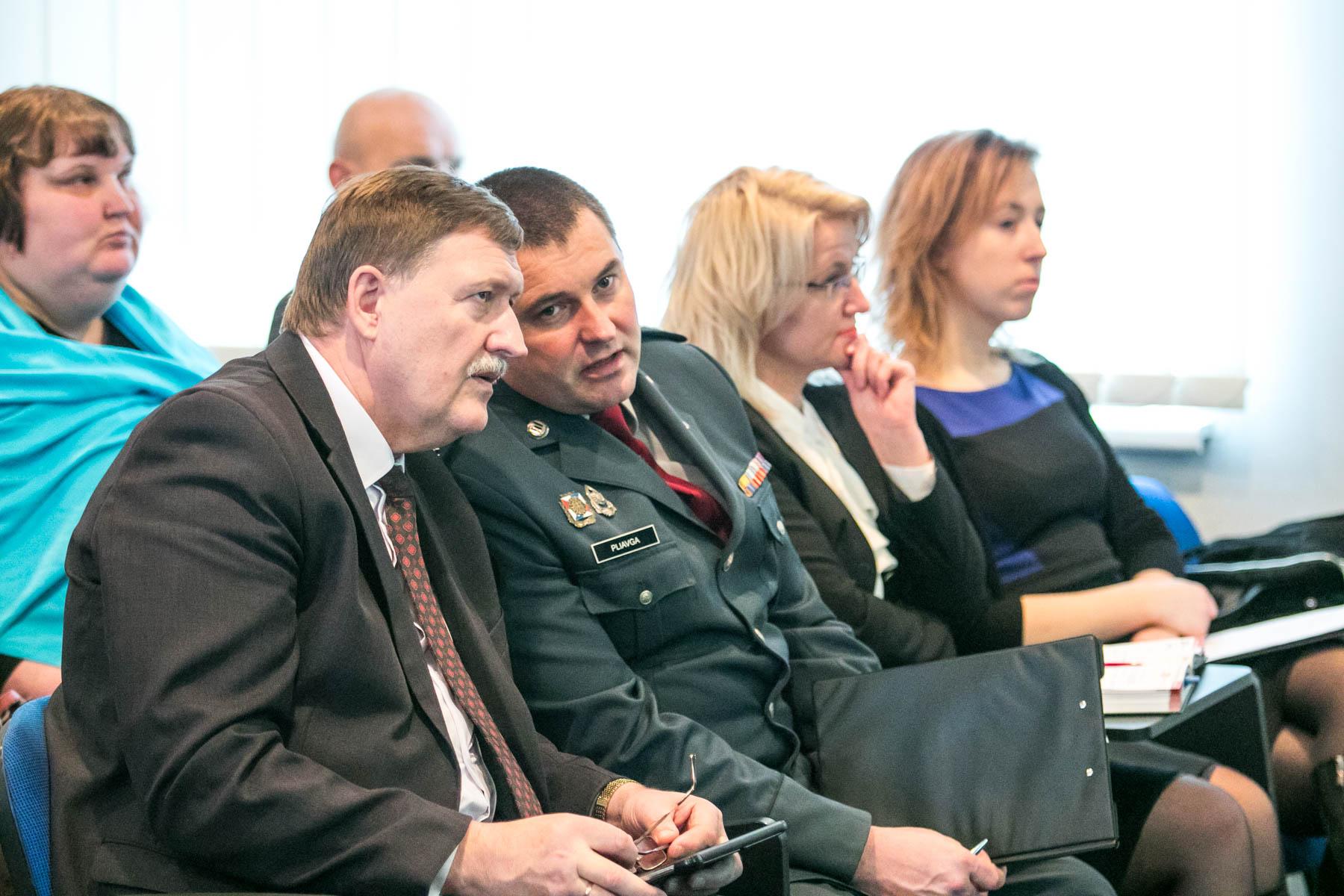 Konferencija apie smurtą artimoje aplinkoje
