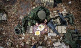 Karių maitinimas Lietuvoje