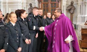 Kauno apskrities policijoje teigiami pokyčiai: gretas papildė jauni ir ambicingi pareigūnai