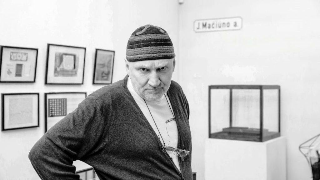 Menininkas Naglis Rytis Baltušnikas