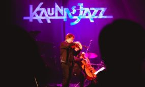 Lino Adomaičio koncertas Kaunas Jazz 2017 festivalyje