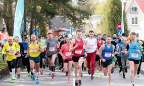 Baigėsi pirmasis Birštono pusmaratonis: paaiškėjo, kam šiemet buvo palanki fortūna