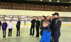 Ledo čiuožimo treneriai