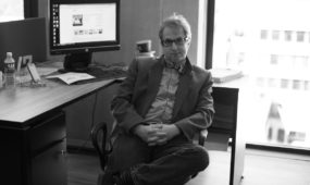 VDU dėstytojas Jaq Greenspon