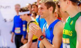Maratonininkas R. Kančys