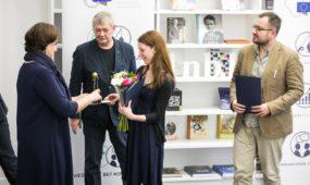 Apdovanojami žurnalistai