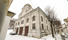 Kauno choralinė sinagoga