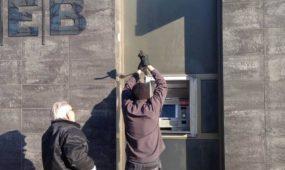 Išmontuojamas bankomatas