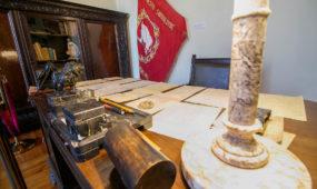 Burmistro kabinetas Rotušėje
