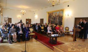 Konferencija Raudondvaryje