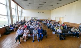 Ramučių bendruomenė susitiko su Kauno kogeneracinės jėgainės atstovais