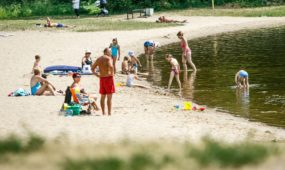 Kauno marių paplūdimys
