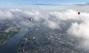 Skrydis oro balionu 02