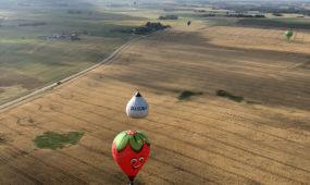 Skrydis oro balionu 04