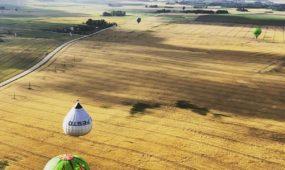 Skrydis oro balionu 06