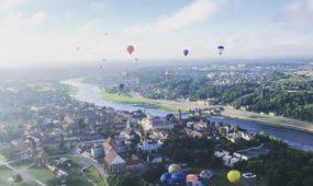 Skrydis oro balionu 07