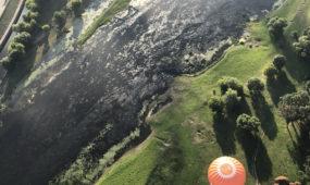 Skrydis oro balionu 11