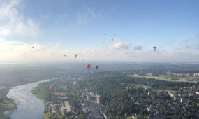 Skrydis oro balionu 12