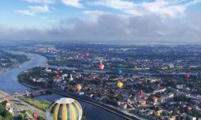 Skrydis oro balionu 13
