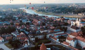 Skrydis oro balionu 14