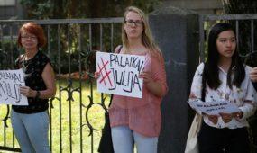 Akcija prieš seksualinį priekabiavimą