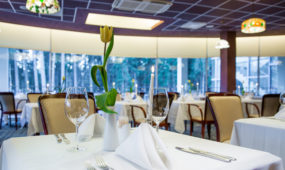 Viešbutis-restoranas Royal SPA Residence