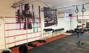 """Sporto klubas """"Fighting and Fitness Center"""""""