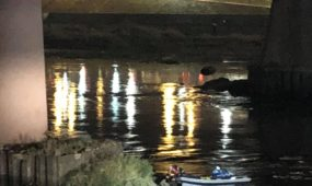 Specialiųjų tarnybų sujudimas po Aleksoto tiltu