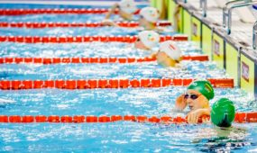Auksinis A. Šeleikaitės plaukimas Buenos Airėse