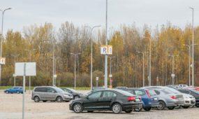 Stovėjimo aikštelės prie oro uosto