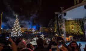 Kauno Kalėdų eglutė
